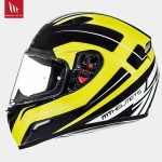 MT Mugello Maker Gloss Black Fluor Yellow