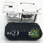 ชุดคิทประกอบหุ่นยนต์ตีนตะขาบ 2 WD (B)