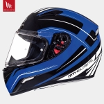 MT Mugello Maker Gloss Black Blue