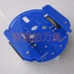 ชุดคิท ประกอบหุ่นยนต์ 2WD smart car robot kit (สีน้ำเงิน)