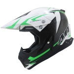MT Synchrony Steel - Black / White / Green