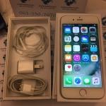 iPhone 6 16GB สีเงิน สีนี้หายากมากคะ สภาพสวยไร้รอย ยกกล่องเลยคะ