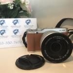 JMM-55 ขายกล้อง Fuji X-A2 ราคา 12500 บาท