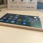 JMM-31 ขาย IPhone6s Plus 64GB Gold ราคา 16,500 บาท