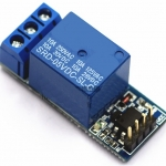 1 channel relay 5V trigger with optocoupler isolation