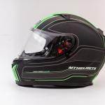 MT Blade SV Raceline Matt Black Green