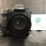 JMM - 165 ขายกล้องมือสอง Canon EOS 7D สิ่งที่ได้ ตัวกล้อง + Grip แท้ Canon BG-E7 + Lens50 mm f1.8