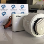 ขายกล้อง Nikon1 J2 พร้อมเลน 30-110 สภาพสวย สีขาวคะ