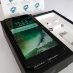 ขาย iphone7plus 128GB สีJet blackเครื่องศูนย์ไทย อุปกรณ์ครบยกกล่อง เครื่องศูนย์ไทย เครื่องยังไม่ถึงเดือน ประกันเหลือยาวๆจ้า