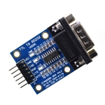 TTL to RS232 converter (SP3232)