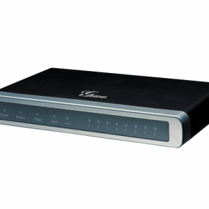 GXW 4108 อุปกรณ์ FXO IP Analog Gateway ขนาด 8-Port FXO, 2 Port Lan, T.38 Fax Over IP, QoS