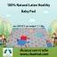 ที่นอนยางพาราเด็ก (Natural Latex Baby Pad) thumbnail 1