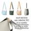 MICOCAH กระเป๋าสะพาย กระเป๋าถือ สามารถปรับได้ 3 แบบ แฟชั่นเกาหลี 2017 thumbnail 7