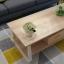 CASSA โต๊ะกลาง วางหน้าโซฟา รับแขก พร้อมลิ้นชักในตัว ขนาด120X60ซม. thumbnail 5