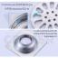 CASSA ตะแกรง ตะแกรงระบายน้ำ ตะแกรงท่อน้ำทิ้งในห้องน้ำ สแตนเลส 304 กันกลิ่น กันแมลง สำหรับห้องน้ำ ห้องอาบน้ำ ทรงสี่เหลี่ยม (ขนาด : 10×10×5 cm.) thumbnail 6