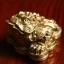 คางคกมงคลคาบเงินคาบทองฐานเหรียญทอง คาบเงินคาบทอง อวยพรโชคลาภ thumbnail 4