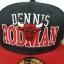 New Era NBA ทีม Chicago Bulls Dennis Rodman ไซส์ 7 1/4 วัดได้ (58cm) thumbnail 2