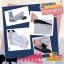(แพค 100 ซอง) สีขาว ซองพลาสติกไปรษณีย์ ซองไปรษณย์ ซองแพคของ ซองพัสดุ ซองพลาสติกแถบกาว thumbnail 5
