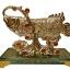 ปลาหลี่ฮื้อเกล็ดเหรียญเงินเล่นน้ำโชคลาภ เหลือกินเหลือใช้อุดมสมบูรณ์ ร่ำรวยเงินทอง thumbnail 1