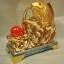 ปลาหลี่ฮื้อเกล็ดเหรียญทองหยอกลูกแก้วโชคลาภ เหลือกินเหลือใช้ thumbnail 2