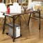 CASSA โต๊ะคอมพิวเตอร์ โต๊ะอเนกประสงค์ เรียบง่ายสไตล์มินิมอล ขนาด120X58ซม. thumbnail 6