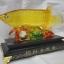 ปลาหลีฮื้อทองเล่นน้ำบนฐานคริสตัลค้าขายร่ำรวย เหลือกินเหลือใช้ thumbnail 3
