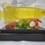 ปลาหลีฮื้อทองเล่นน้ำบนฐานคริสตัลค้าขายร่ำรวย เหลือกินเหลือใช้ thumbnail 2