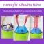 CASSA ถุงขยะหูหิ้ว ถุงขยะแบบม้วน ถุงขยะ (แพ็ค 4) สำเนา thumbnail 5