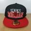New Era NBA ทีม Chicago Bulls Dennis Rodman ไซส์ 7 1/4 วัดได้ (58cm) thumbnail 1