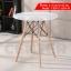 CASSA โต๊ะกลมอเนกประสงค์สีขาวสไตล์โมเดิร์น ขนาด 60x72 cm. thumbnail 1