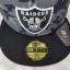 New Era NFL ทีม Oakland Raiders ไซส์ 7 3/8 58.7cm thumbnail 2