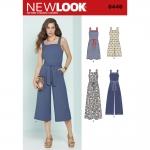 Pre-Order NewLook (6446) แพทเทิร์นตัดเสื้อผ้าสตรี