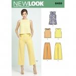 Pre-Order NewLook (6459) แพทเทิร์นตัดเสื้อผ้าสตรี