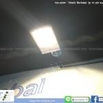โคมไฟกำแพง โซล่าเซลล์ 15 LED Super Bright