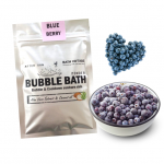 Blueberry After sun bubble bath powder