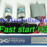 ไฟ xenon kit H3 Fast start Ballast A6