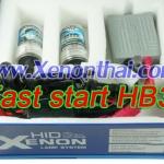 ไฟ xenon kit HB3 Fast start Ballast A6