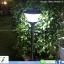 โคมไฟสนาม โซล่าเซลล์ รุ่น หกเหลี่ยม 8 LED thumbnail 6