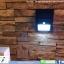 ไฟกำแพง โซล่าเซลล์ 6 SMD LED พร้อม Motion Sensor thumbnail 4