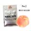 Peach After sun Bubble bath powder thumbnail 1