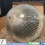 โคมไฟสนาม โซล่าเซลล์ รุ่น Crystal Ball ทรงกลม พรีเมียม thumbnail 3