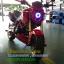 ไฟโปรเจคเตอร์รถมอเตอร์ไซค์แบบ LEDความสว่างสูงพร้อมไฟวงแหวน2ชั้น 18 วัตต์วงแหวนสี ฟ้าแดง thumbnail 9