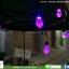โคมไฟกระพริบ โซล่าเซลล์ รุ่น พรีเมียมใหญ่ หลากสี thumbnail 9