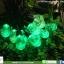 ไฟกระพริบ โซลาร์เซลล์ รุ่น พรีเมียมใหญ่ หลากสี thumbnail 7