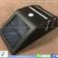 ไฟกำแพง โซลาร์เซลล์ รุ่น พรีเมียมสีดำ พร้อม Motion Sensor thumbnail 4