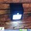 ไฟกำแพง โซล่าเซลล์ 6 SMD LED พร้อม Motion Sensor thumbnail 5