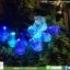 โคมไฟกระพริบ โซล่าเซลล์ รุ่น พรีเมียมใหญ่ หลากสี thumbnail 10