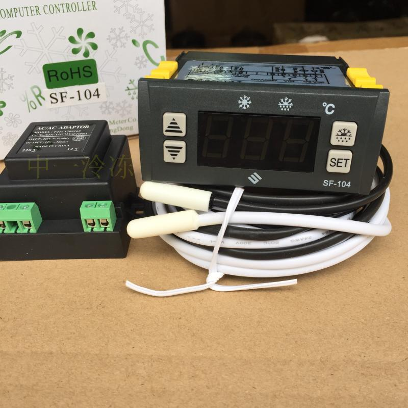 Digital Display Thermostat SF-104 Temperature Controller,Temperature Regulator